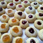 Biscotti semplici della nonna